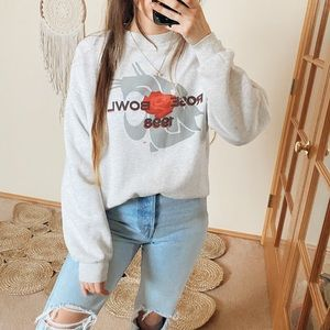 Vintage 1998 WSU Rose Bowl Sweatshirt